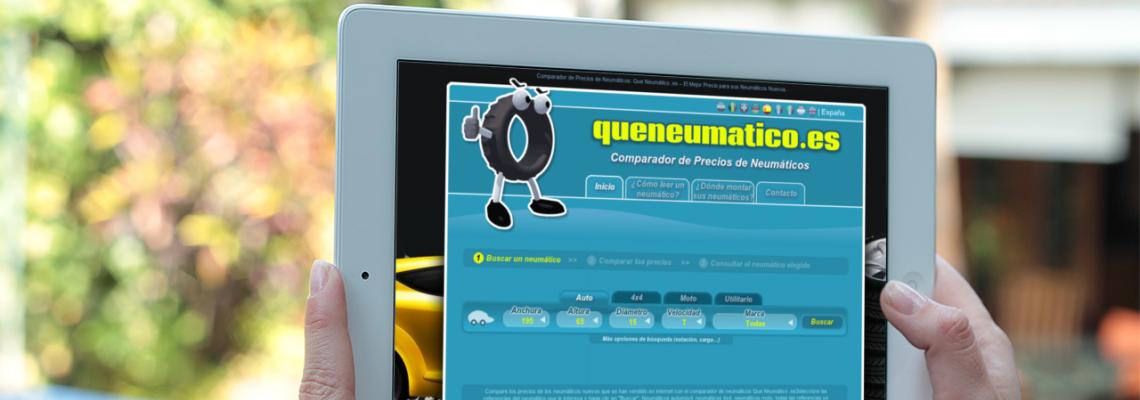 ¡El blog de QueNeumático en línea!