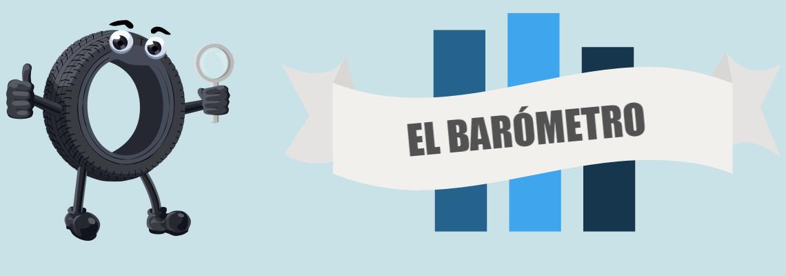 El barómetro de Queneumático: Primer trimestre 2015