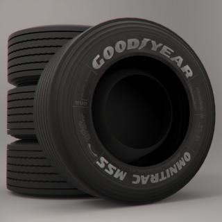 Goodyear mejora la eficiencia energética de sus neumáticos